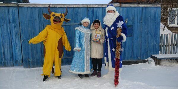 Новый Год— волшебный праздник детства!